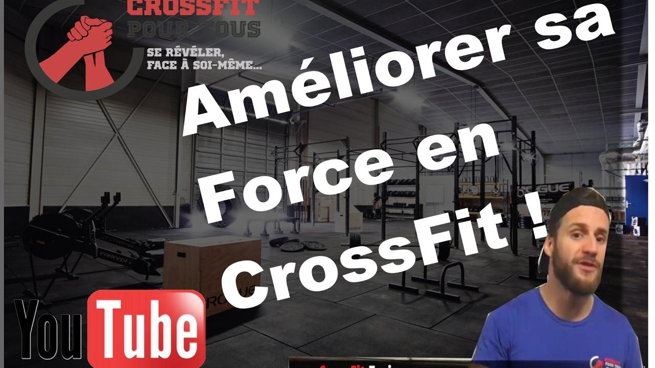 Guide de rencontres CrossFit