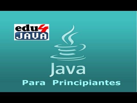 Primer programa, con Eclipse en Español. Tutorial 1 Programacion Java