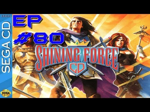 Shining Force CD: part 80 - temptation dojo