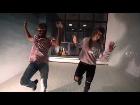 SLIP & Nastya Bermus Dance // Richie Campbell - Water (ft. Slow J, Lhast)