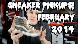Sneaker Pickups! - February 2014 Thumbnail