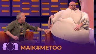 Gordon Tegen Dino Show: Maik de Boer geeft Leonie ter Braak lapdance