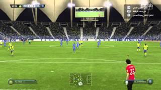 Nasser vs Hilal Fifa15 2017 Video