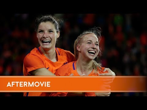 Aftermovie OranjeLeeuwinnen - Noorwegen (24/10/2017)
