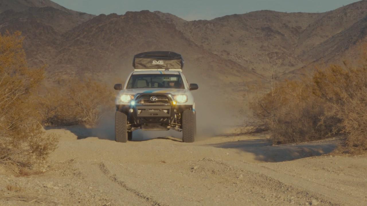 Bilstein B6 Off-road Roadtest - YouTube  Bilstein Off Road