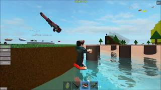 Roblox Destroy the Giant Duck with Tew