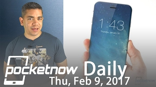 iPhone X with crazy price and specs, Samsung Galaxy S8 battery & more   Pocketnow Daily