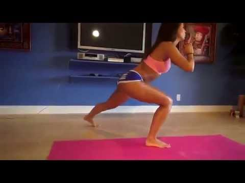 Venus Factor KILLER Legs and Booty Home Workout