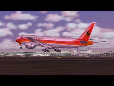 TAAG Angola Virtual Airlines FS9