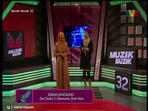 Muzik Muzik 32 - Siti Nordiana & Jaclyn Victor (Nisan Cinta)