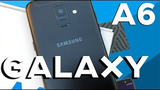 SAMSUNG A6 (2018) Galaxy UNBOXING/REVIEW
