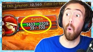 Asmongold Shows His Favorite Classic WoW Addons & Reacts to More Cool LEVELLING Addons!