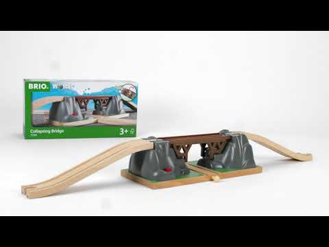 BRIO World - 33391 Collapsing Bridge