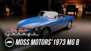 homepage tile video photo for Moss Motors' 1973 MG B - Jay Leno's Garage