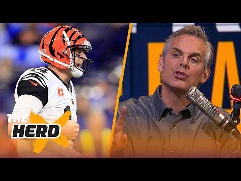 Herd Hierarchy: Colin's Top 10 NFL teams after 2018-19 Week 2 | NFL | THE HERD