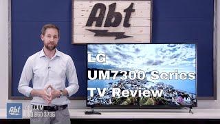 LG UM7300 Series Review