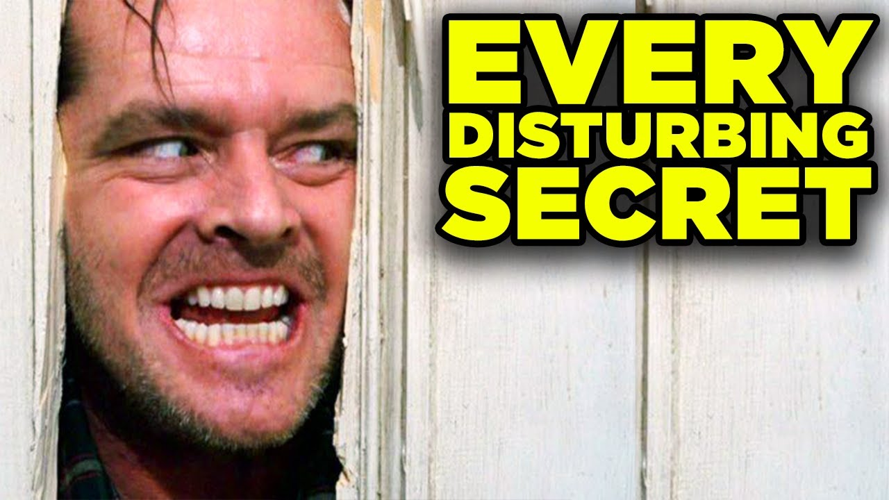 Download THE SHINING (1980) Breakdown & Analysis! Hidden Details & Easter Eggs You Missed!