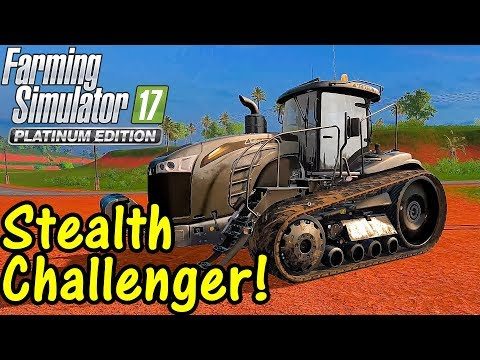 Let's Play FS17, Estancia Lapacho #67: Stealth Challenger!