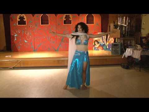 נאווה אהרוני      NAVA  AHARONI  BELLY DANCE