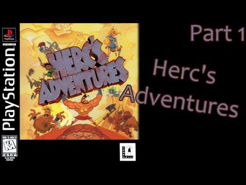 Herc's Adventures Walkthrough Part 1 of 2