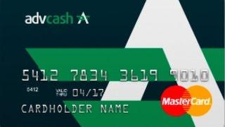 ADVCASH - Abrir Conta, Depositar e Solicitar Cartão