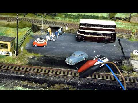 HOW TO CLEAN MODEL RAILWAY WHEELS