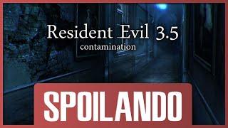 LEON INFECTADO NO RESIDENT EVIL 3.5?