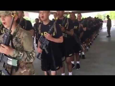 U S Army Marching Cadences (Mix)