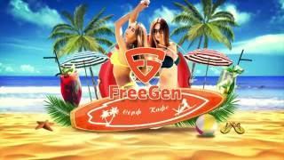 вечеринка в серф кафе Aloha Party Free Gen Surf Cafe как организовать