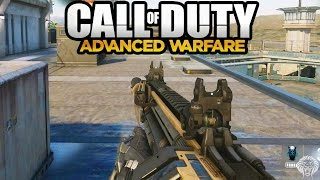 cod advanced warfare multiplayer gameplay imr unlimited ammo printing weapon call of duty aw
