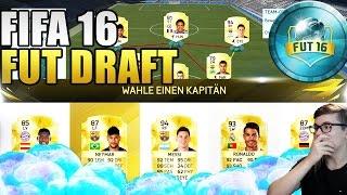 FIFA 16: FUT DRAFT (DEUTSCH) - FIFA 16 ULTIMATE TEAM - FUT DRAFT - OMG RONALDO! [FIFA 16 GAMEPLAY]
