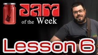 Jam of the Week:  Week 6 - Americana Jam