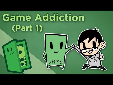 Game Addiction - I: Myths About Gaming's Impact on Health - Extra Credits