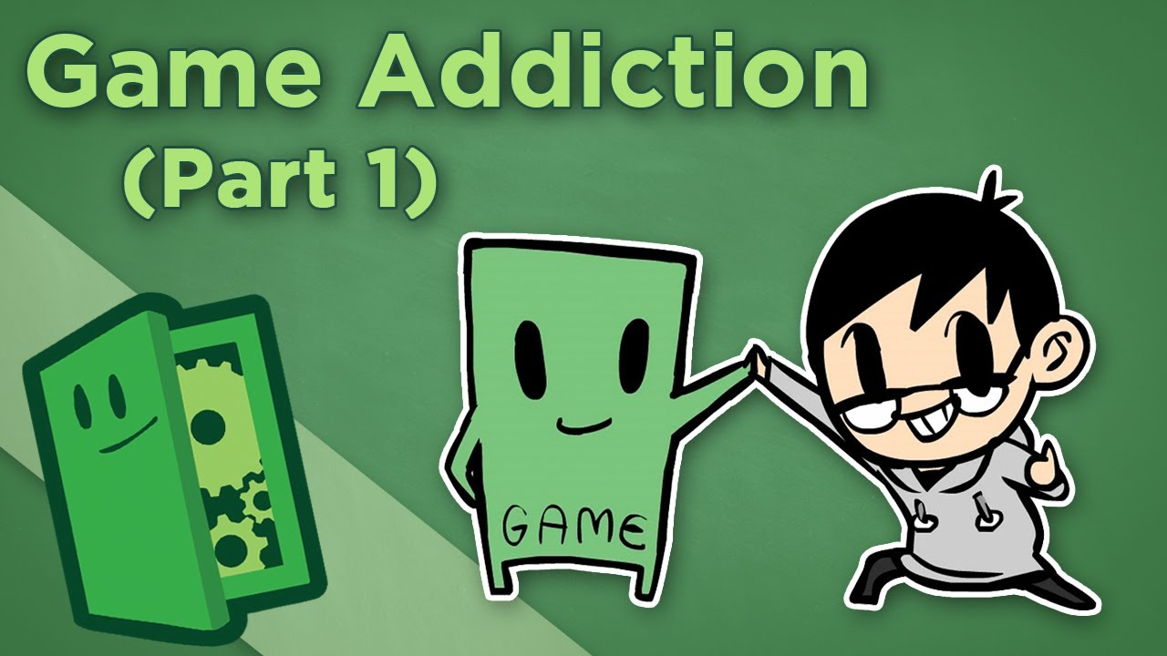 Download Game Addiction - I: Myths About Gaming's Impact on Health - Extra Credits