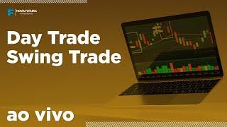 Day Trade e Swing Trade AO VIVO - Mini Dólar, Mini Índice e Ações – Nova Futura 02/06/2020