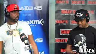 PT. 2 Friday Fire Cypher: Conway and Benny the Butcher Freestyle on Sway in the Morning
