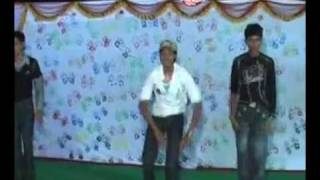 Best Dance for Telugu Songs Yamaho Yamma Vayassunami Chirutha.mpg
