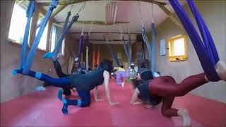 Lebdeća Sistem vežbanja- Obuka za instruktore - po sistemu Ane Ninković