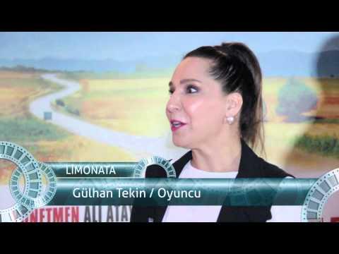 ''LİMONATA'' Filmi- Gala Söyleşi / Röportaj