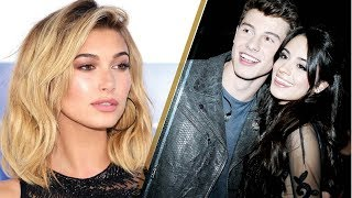 Hailey Baldwin PISSED at Camila Cabello for Going on a Date with Shawn Mendes!!?