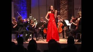 Svenja Staats - Largo from the Winter - Antonio Vivaldi (2012, Emden)
