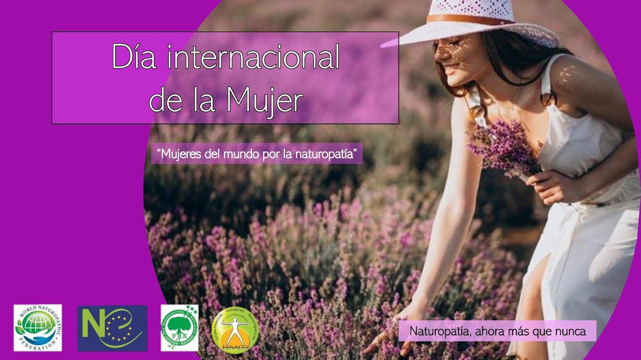 Dia Internacional de la Mujer. (Activar subtítulos)