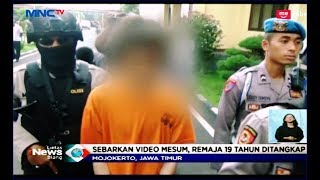 Download Video Sebarkan Video Mesum dengan Mantan Pacar, Pemuda 19 Tahun Ditangkap - LIS 11/02 MP3 3GP MP4