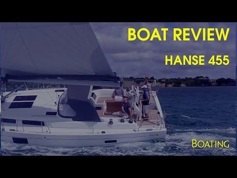 Boat Review: 2016 Hanse 455 Performance cruiser
