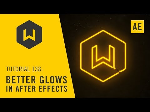 Tutorial 138: Better Glows in After Effects