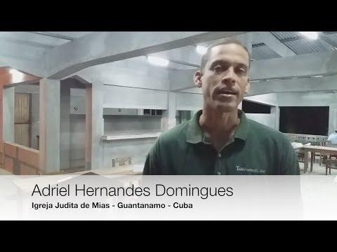 Cuba 2018 - Entrevista com Adriel (parte 4)