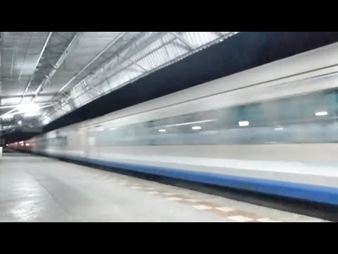 DAY + NIGHT High Speed Train Action |...