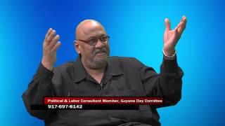 Guyana Elections, News, Interviews & Politics - Chuck B. Mohan with Dr. Rudy R. Jadoopat
