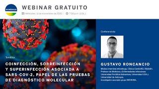 Coinfección, sobreinfección y superinfección asociada a SARS-CoV-2, papel de pruebas de diagnóstico