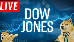 Dow Jones - 🔴 Live ticker! (Everyday)